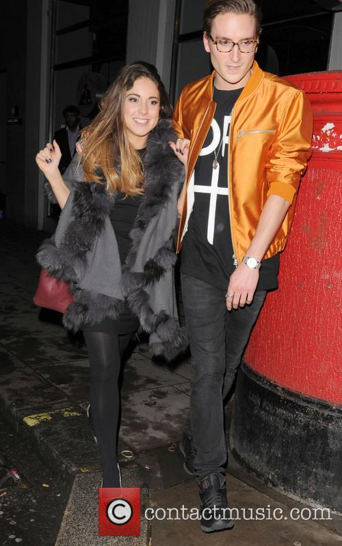Louise Thompson and Oliver Proudlock 7
