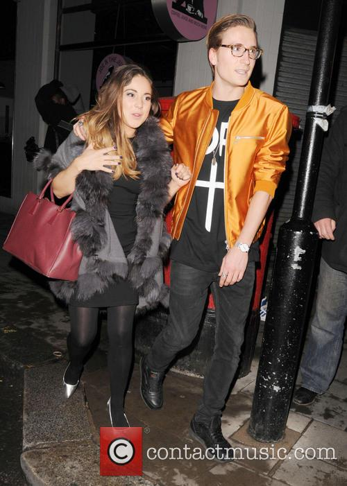 Louise Thompson and Oliver Proudlock 9