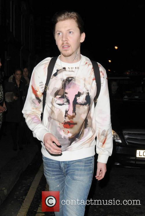 Professor Green 28