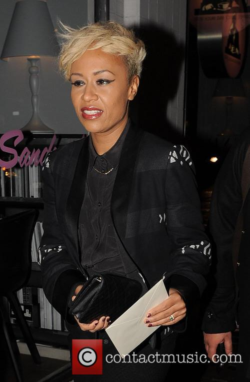 Emeli Sande, Professor Green Engagement Party