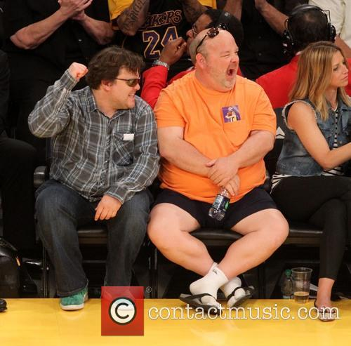 Jack Black and Kyle Gass 4