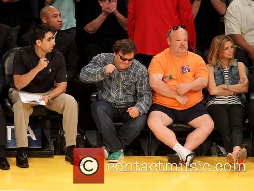 Jack Black and Kyle Gass 5
