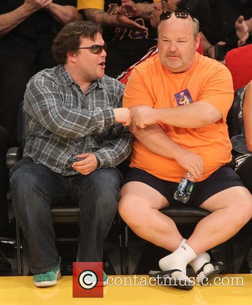Jack Black and Kyle Gass 11