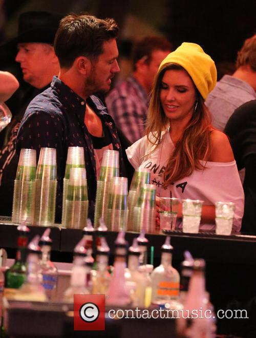 Audrina Patridge and Corey Bohan 2