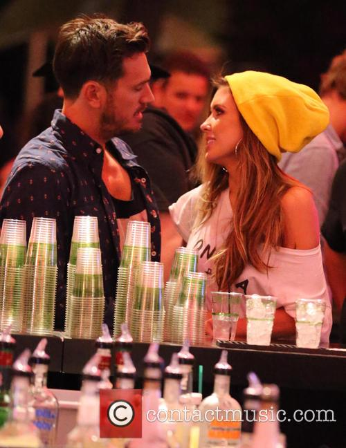 Audrina Patridge and Corey Bohan 3
