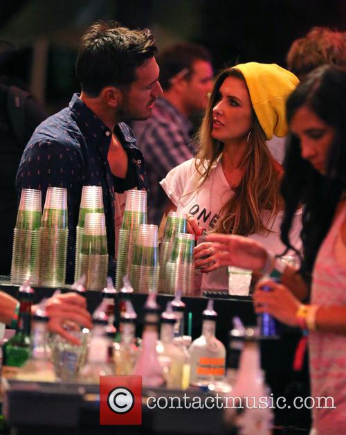 Audrina Patridge and Corey Bohan 4