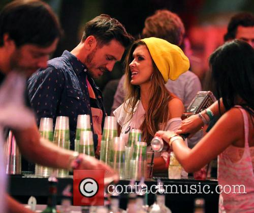 Audrina Patridge and Corey Bohan 1