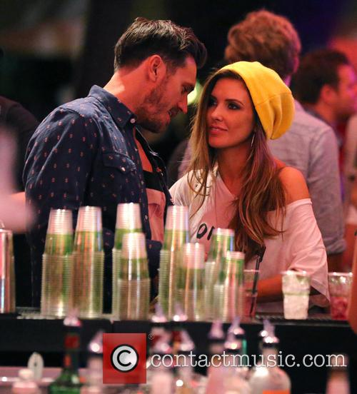 Audrina Patridge and Corey Bohan 7