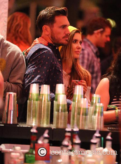 Audrina Patridge and Corey Bohan 8