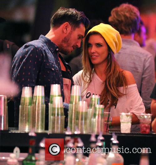 Audrina Patridge and Corey Bohan 9