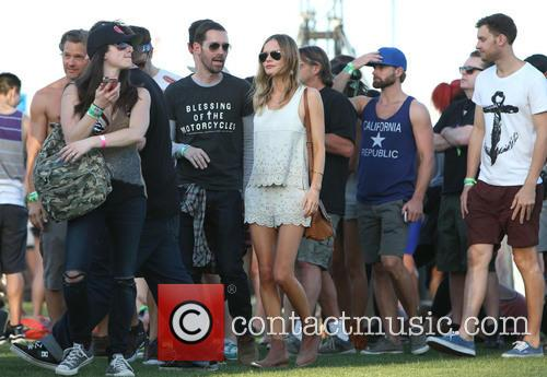 kate bosworth michael polish celebrities at coachella festival 3603283