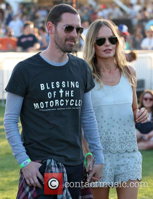 Michael Polish Kate Bosworth Coachella