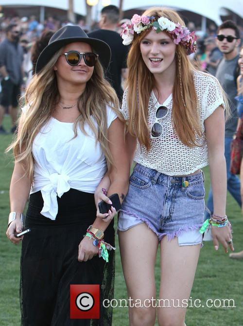 Bella Thorne and Guest 8