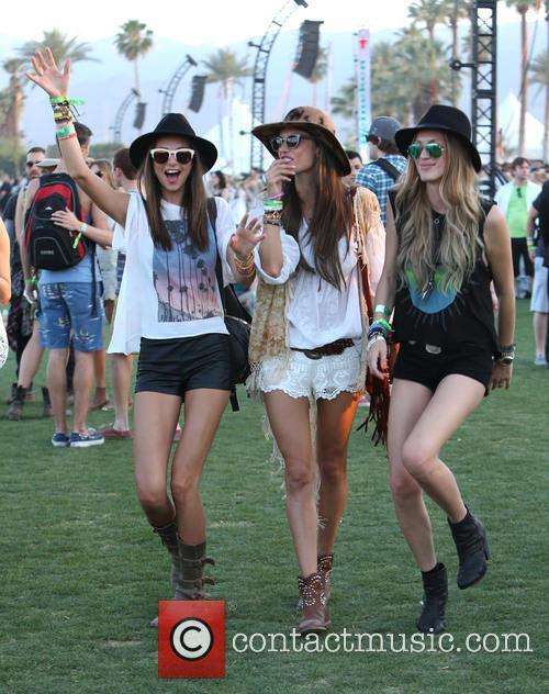 Miranda Kerr, Alessandra Ambrosio and Candice Swanepoel 12