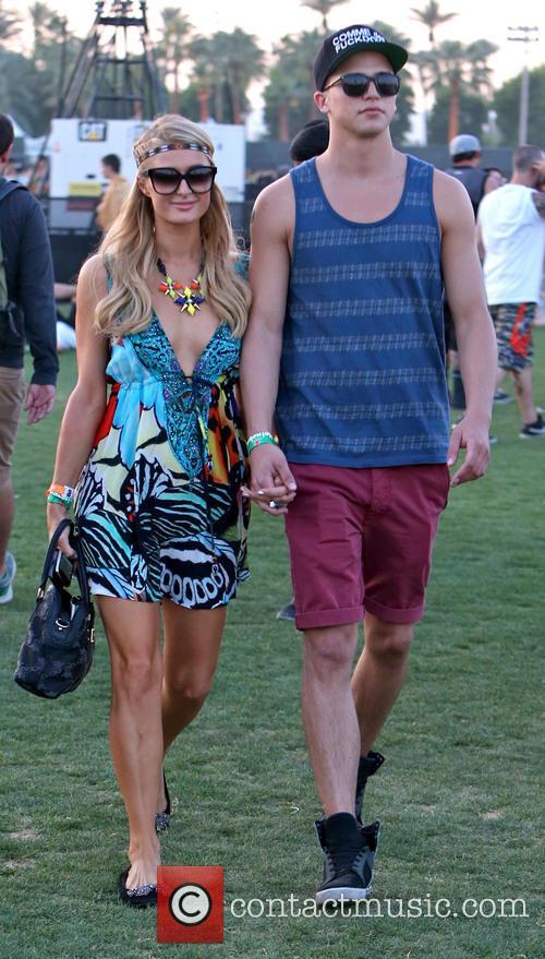 Paris Hilton and River Viiperi 14