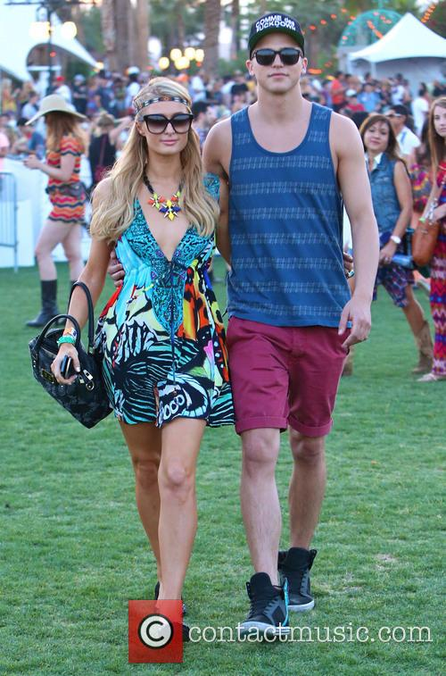Paris Hilton and River Viiperi 15