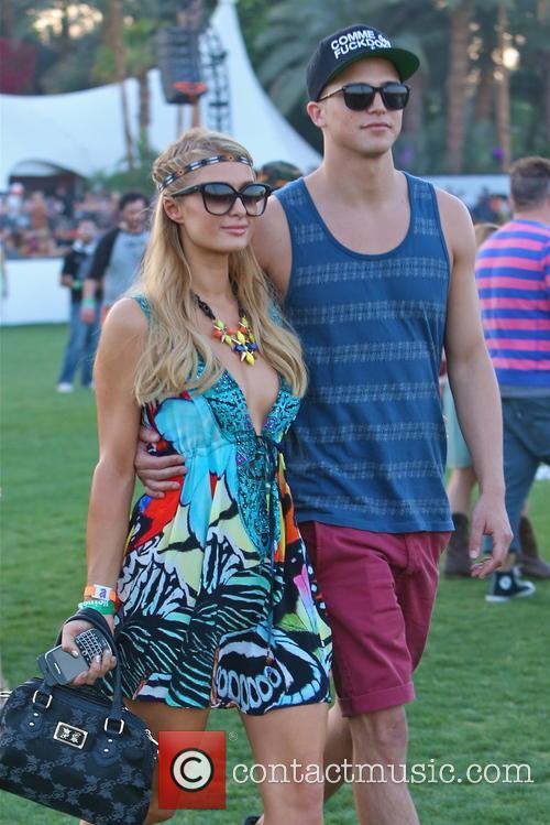 Paris Hilton and River Viiperi 16