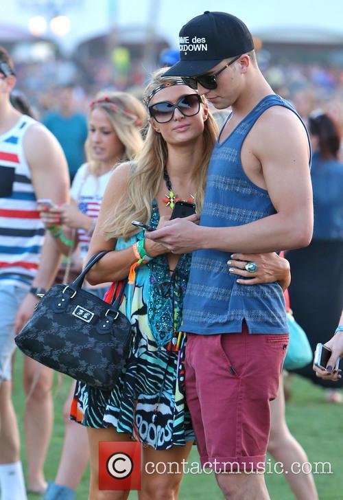 Paris Hilton and River Viiperi 18