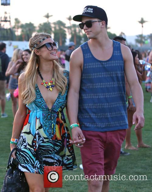 Paris Hilton and River Viiperi 19