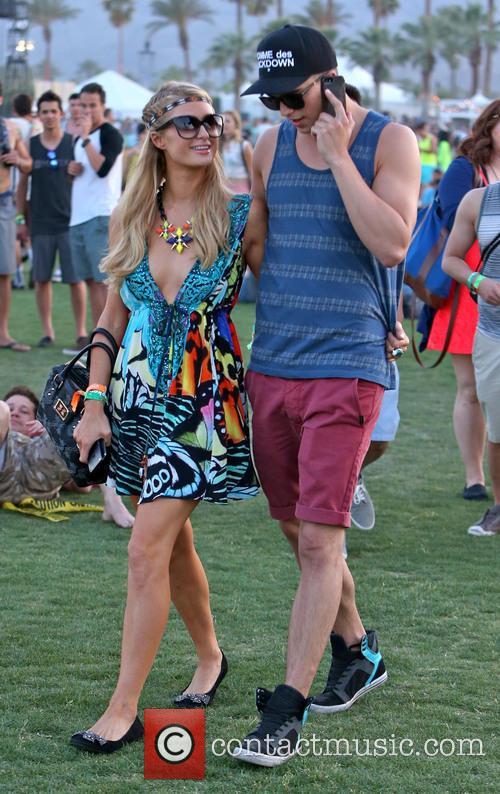 Paris Hilton and River Viiperi 21
