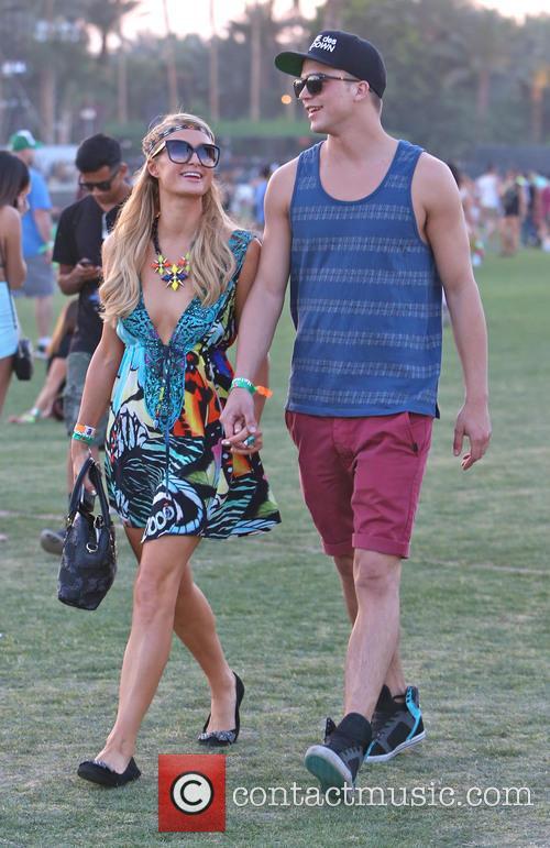 Paris Hilton and River Viiperi 23