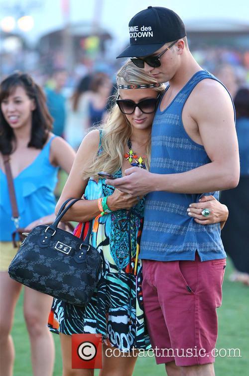 Paris Hilton and River Viiperi 24