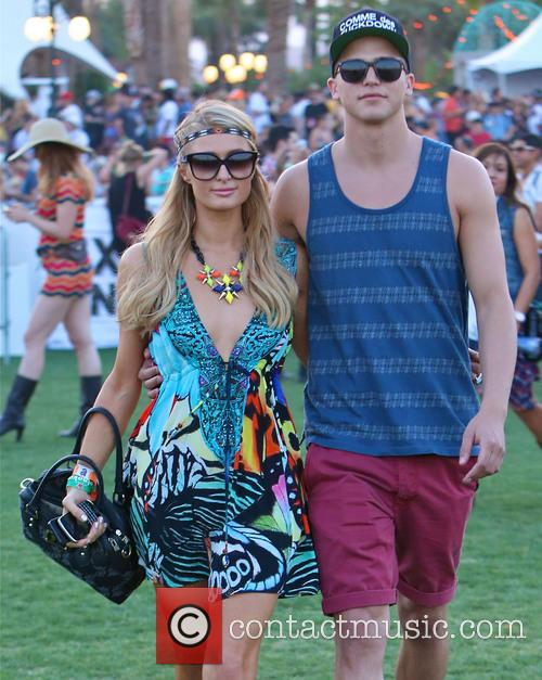 Paris Hilton and River Viiperi 25