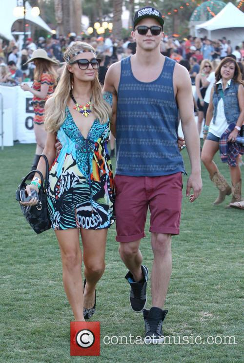 Paris Hilton and River Viiperi 28
