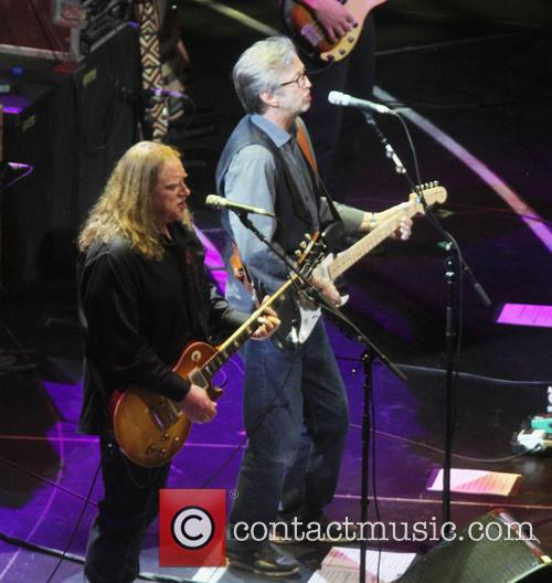 Allman Brothers and Eric Clapton 2