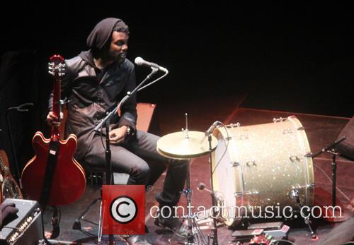 Gary Clark Jr. at Crossroads Guitar Festival