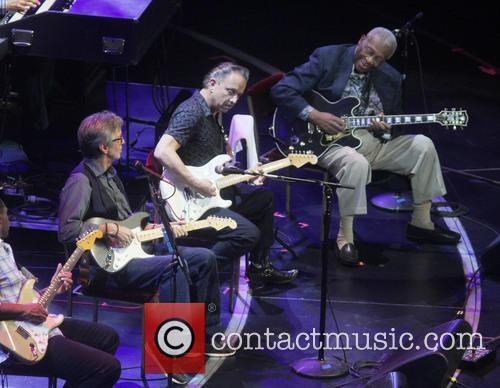 Eric Clapton, Crossroads Guitar Festival, Madison Square Garden