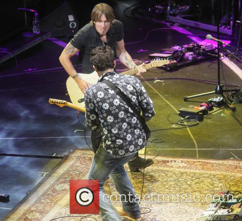 John Mayer and Keith Urban 4