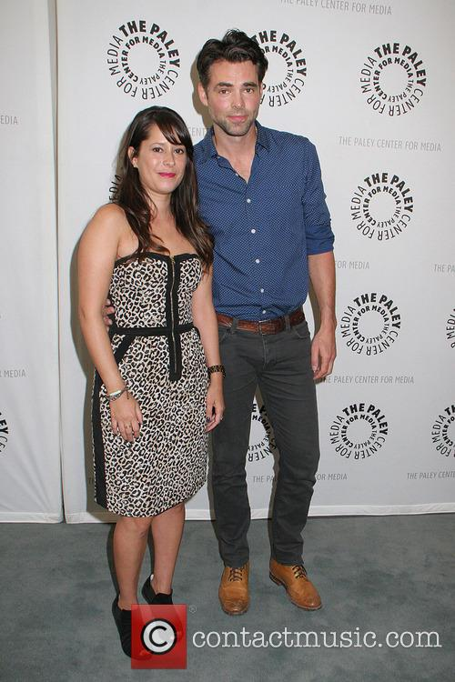 Kimberly Mccullough and Jason Thompson 2