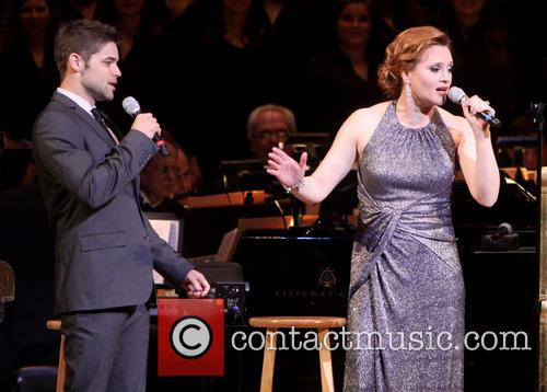 Jeremy Jordan and Jennifer Laura Thompson 5