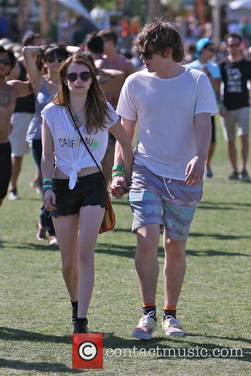 Emma Roberts and Evan Peters 19