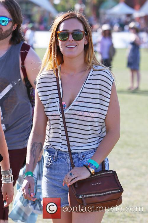 rumer willis celebrities at the 2013 coachella 3605426
