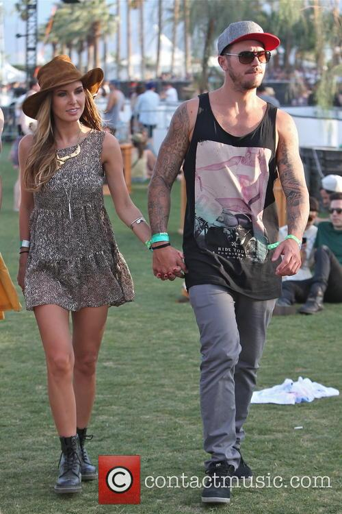 audrina patridge corey bohan celebrities at the 2013 3605460