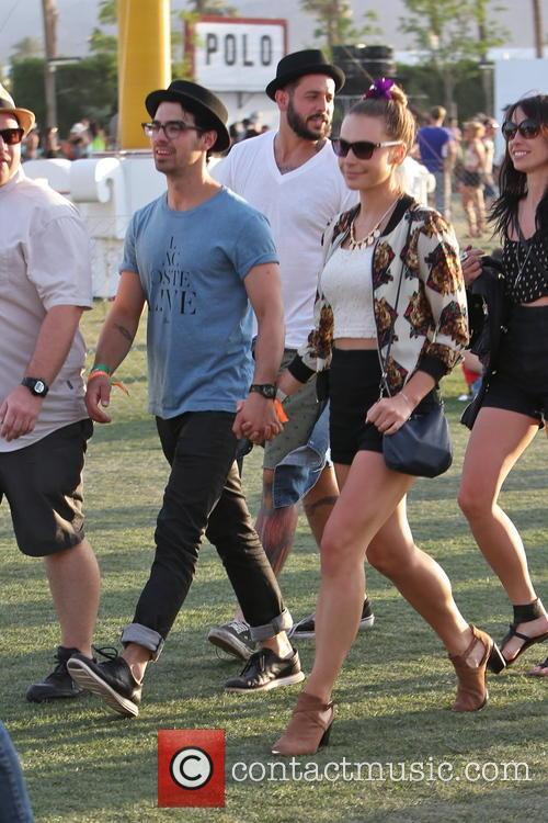 Joe Jonas and Blanda Eggenschwiler 13