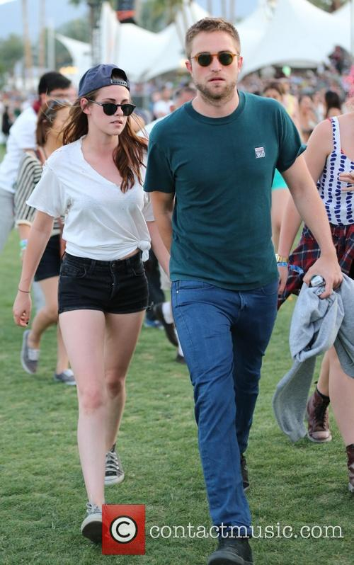 Kristen Stewart and Robert Pattinson 1