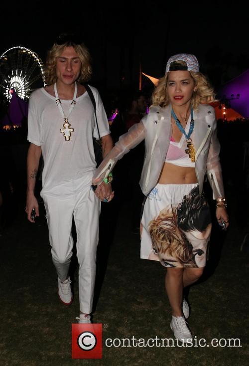 Rita Ora and Guest 3