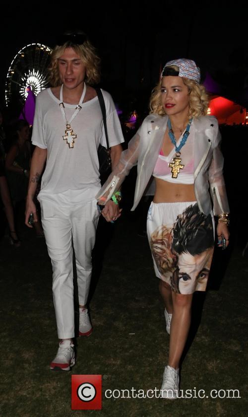 Rita Ora and Guest 5