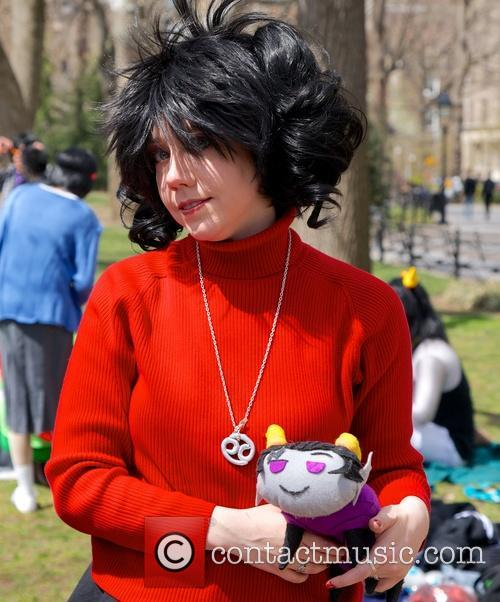 Meeting for internet sensation webcomic 'Homestuck' held at...