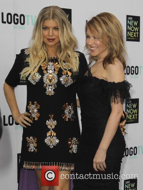 fergie aka stacy ferguson kylie minogue newnownext awards 3604460