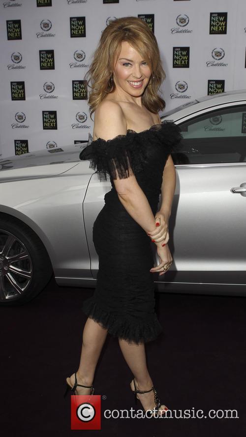 Kylie Minogue, The Fonda Theatre