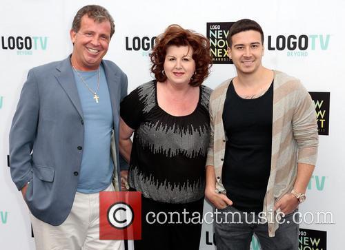 Uncle Nino, Paula Guadagnino and Vinny Guadagnino 1
