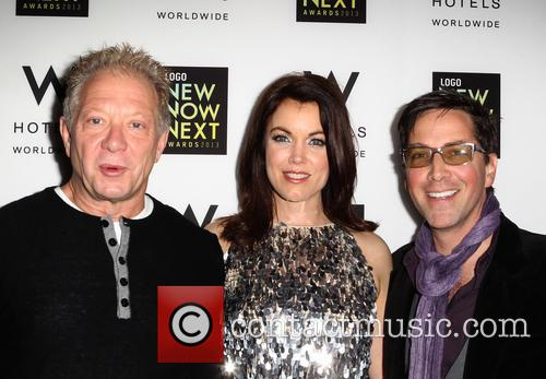 Jeff Perry, Bellamy Young and Dan Bucatinsky 4