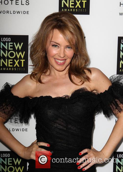 Kylie Minogue, The Fonda Theatre