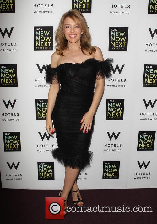 kylie minogue 6th annual logo newnownext awards 3605035