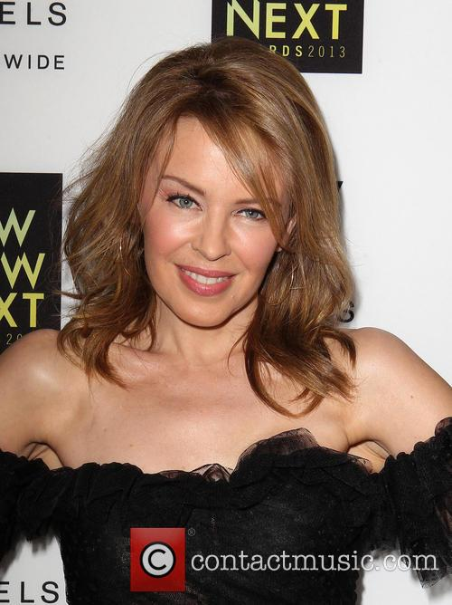 kylie minogue 6th annual logo newnownext awards 3605157
