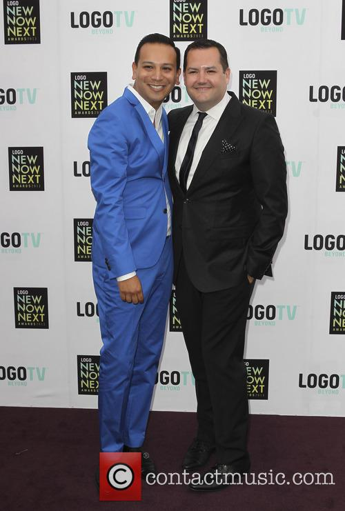 Salvador Camarena and Ross Mathews 1